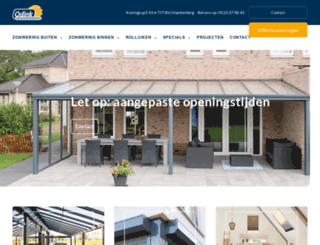 odinkzonwering.nl screenshot