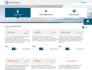odinonline.com screenshot