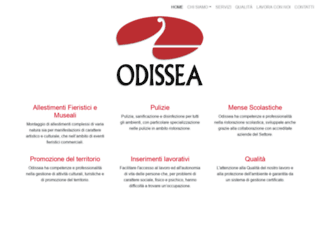 odissea.it screenshot