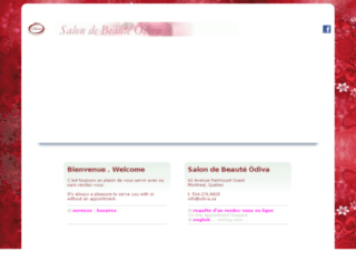 odiva.ca screenshot