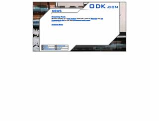 odk.com screenshot