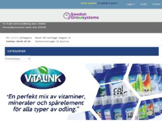 odlingsbutiken.se screenshot