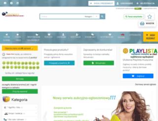 odlotek.pl screenshot