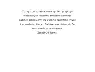 odnowa.poznan.pl screenshot