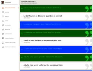 odorizzi.fr screenshot