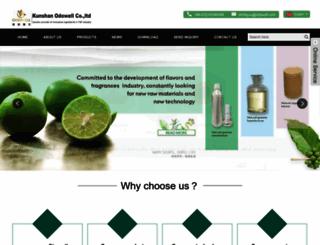 odowell.com screenshot