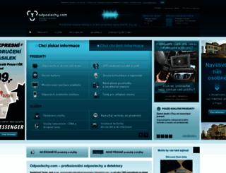 odposlechy.com screenshot