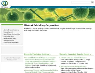 ods.hindawi.com screenshot
