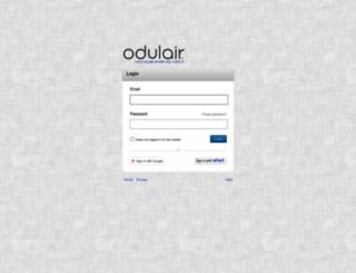 odulairllc.quoteroller.com screenshot