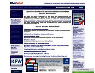 odww.de screenshot