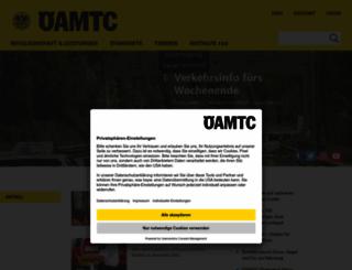 oeamtc.at screenshot