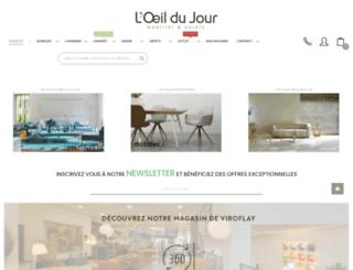 oeildujour.com screenshot