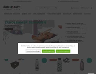 oeko-planet.com screenshot
