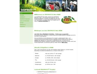 oekoprofit-nrw.de screenshot