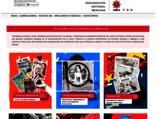 oem.com.mx screenshot