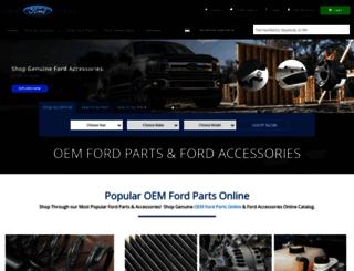 oemfordpart.com screenshot