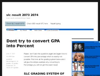 oenepal.com screenshot