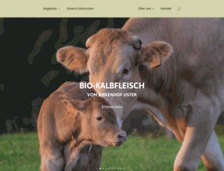 oepfelbaum-uster.ch screenshot