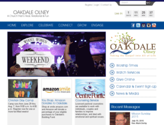 oeumc.org screenshot
