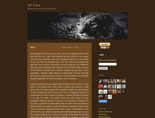 ofcats.com screenshot