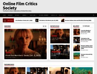 ofcs.org screenshot