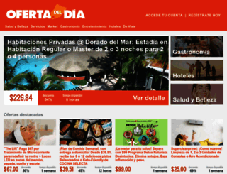 ofertadeldia.com screenshot