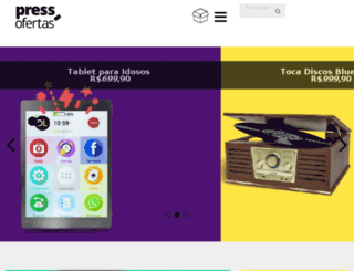 ofertadestak.com.br screenshot