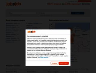 ofertas.jobisjob.com.co screenshot