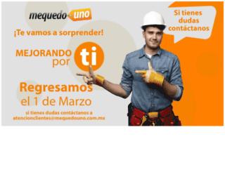ofertas.mequedouno.com.mx screenshot
