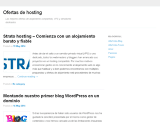 ofertasdehosting.altervista.org screenshot