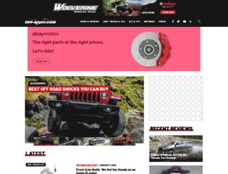 off-road.com screenshot