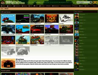 off-road.gamesxl.com screenshot