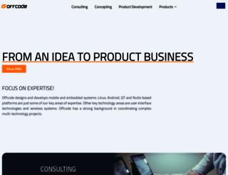 offcode.fi screenshot