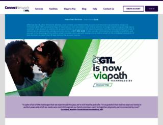 offenderconnect.com screenshot