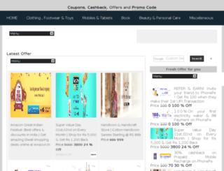 offer.talkduo.com screenshot