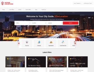 offerlocation.com screenshot
