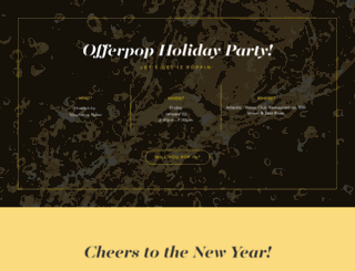 offerpopholidayparty.splashthat.com screenshot