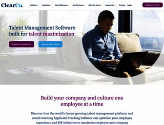 offers.clearcompany.com screenshot