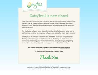 offers.daisytrail.com screenshot