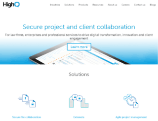 offers.highq.com screenshot