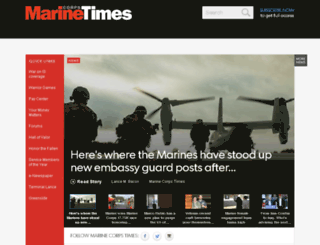 offers.marinecorpstimes.com screenshot
