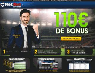 offers.netbet.fr screenshot