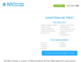 offers.nyneurologists.com screenshot