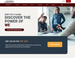 offers.remodelersadvantage.com screenshot