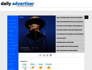 offers.theadvertiser.com screenshot