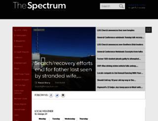 offers.thespectrum.com screenshot