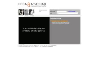 offertelavoro.deca-associati.it screenshot
