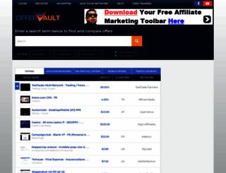 offervault.com screenshot