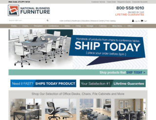 office-storage.nationalbusinessfurniture.com screenshot