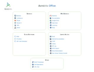 office.acrobits.cz screenshot